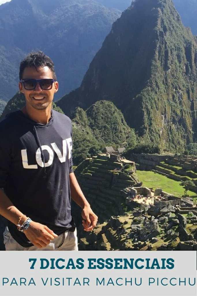 Viagem para Machu Picchu