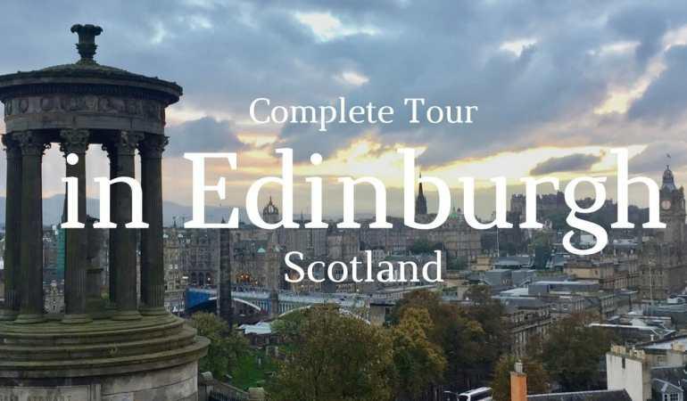 Giro Completo en Edimburgo