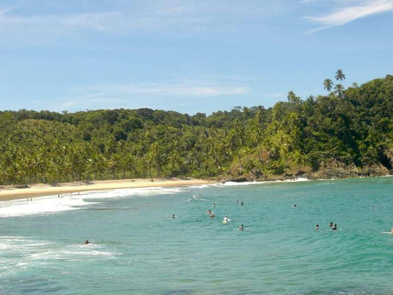 Itacaré-Playas-De-Bahia