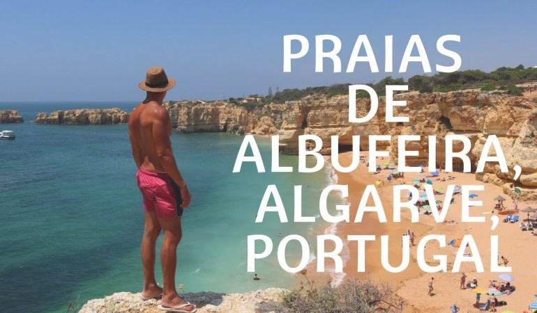 Albufeira Beach Exploration – Algarve, Portugal