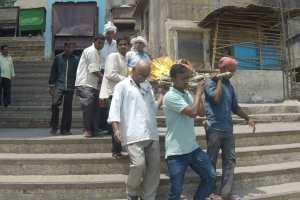 Varanasi Travel is leaving your comfort zone