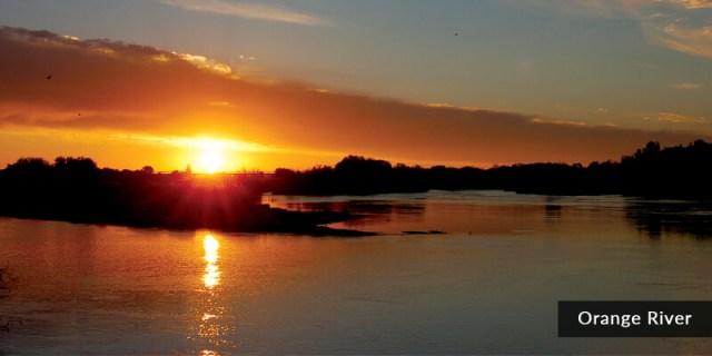 Rivers in Africa - Orange River