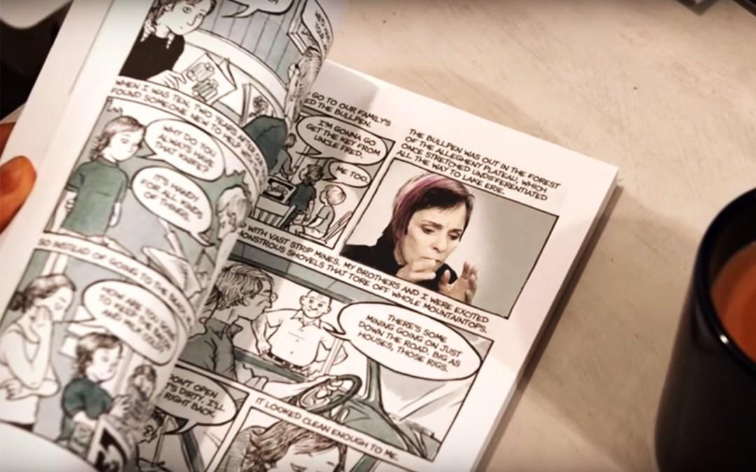 Comics Across Conversation