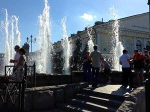 4 Seasons fountain