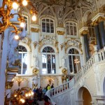 WP marble staircase