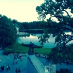 Katarinedvorets parks & gardens