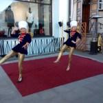 Zhivago sisters dancing