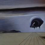 Dalí's set from 'Spellbound'
