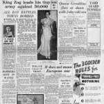 'Daily Express' April 8 1939
