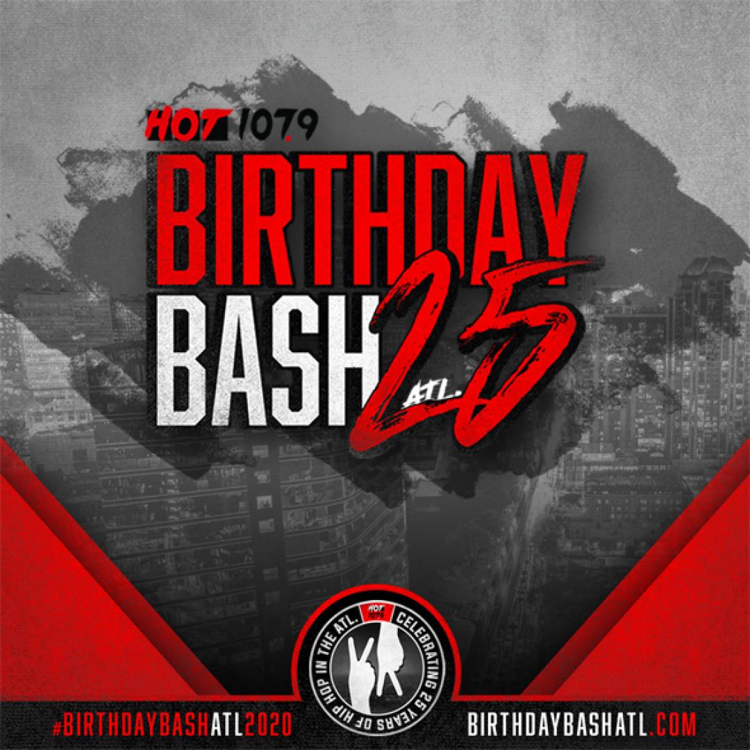 Hot 107 9 Birthday Bash 25 Atlanta 2020