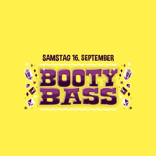 16.9.2017 - Booty Bass [Münster]
