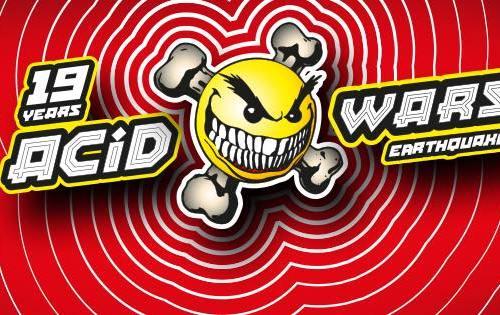 4.11.2017 - static @ 19 years Acid Wars [Münster]