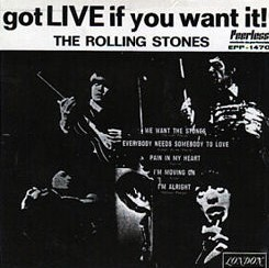 Image result for the rolling stones i'm moving on images