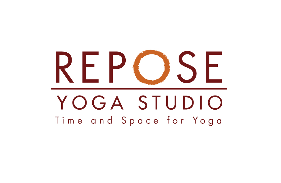 Repose Yoga Studio Identity by Dara Chilton with 7 Lucky Dogs Creative