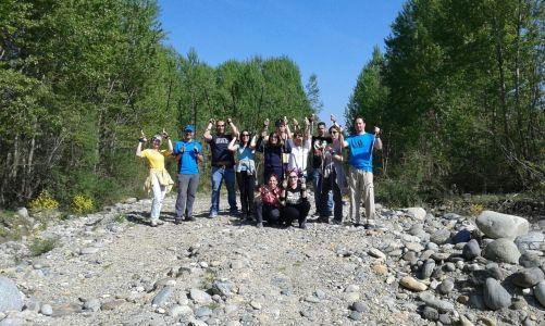 Gruppo Nordic walking