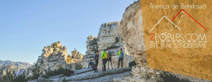 7 pobles tinença senderisme senderismo trekking trailrunning btt