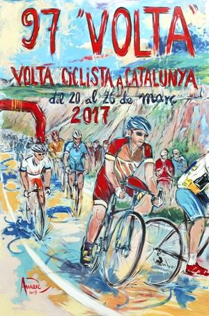 volta ciclista catalunya 2017