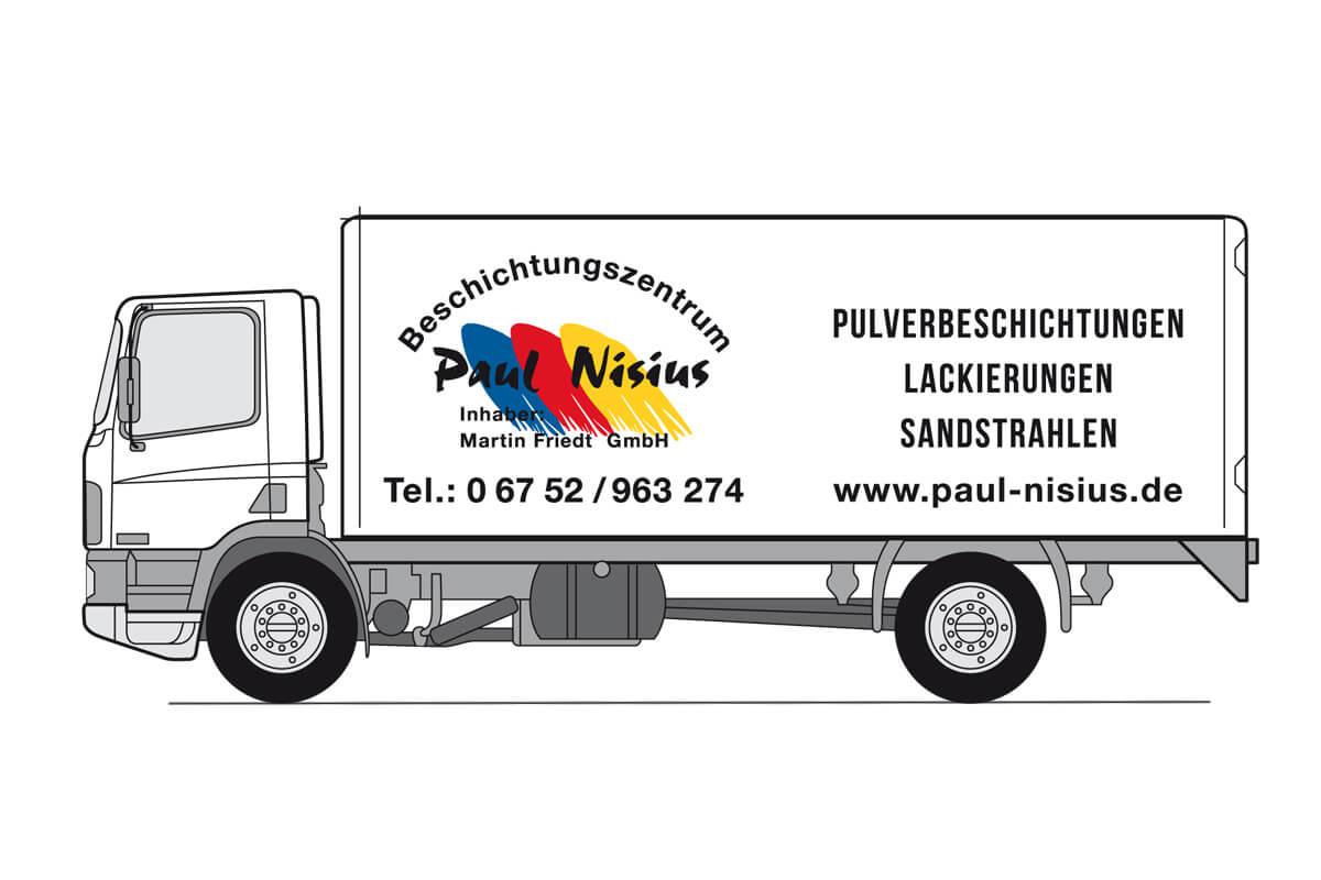 Paul Nisius Inhaber Martin Friedt GmbH