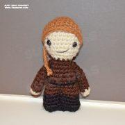 Star Wars Crochet Anakin Skywalker by Suzy Dias