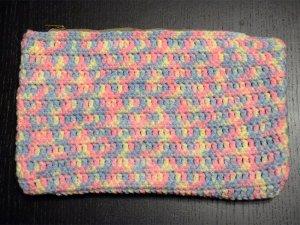 Super Easy Multicolour Pencil Case by Suzy Dias