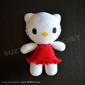 Hello Kitty Crochet by Suzy Dias-prev