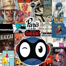 Paris à la Geek