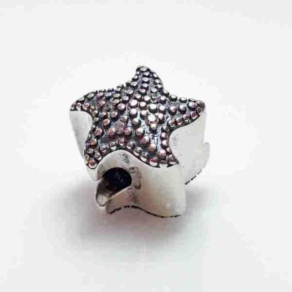 Crystal Sea Star Bead - 7SEASJewelry
