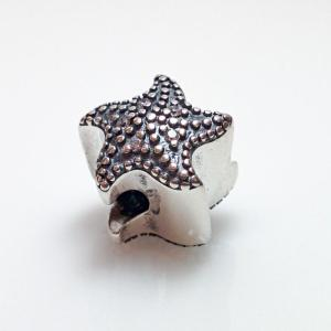 Crystal Sea Star Bead - 7SEASJewelry