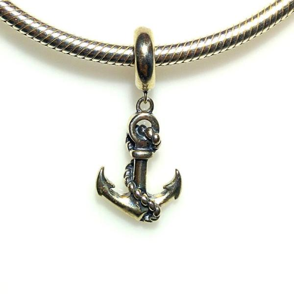 Anchor Charm - 7SEASJewelry