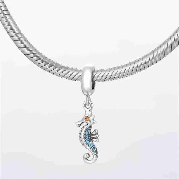 Little Seahorse Charm - 7SEASJewelry