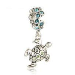 Sea Turtle Charm - 7SEASJewelry