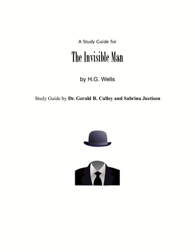 Excerpt from Invisible Man Study Guide