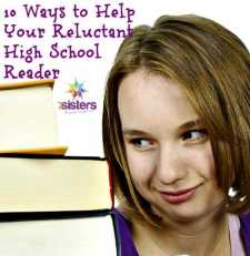 High School Reluctant Reader