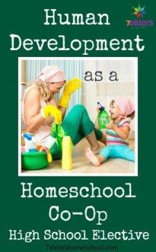 Homeschool Co Op High School Elective