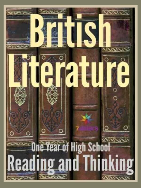 british literature high school study guides