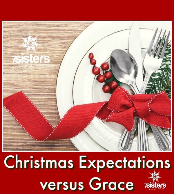 Christmas Expectations versus Grace