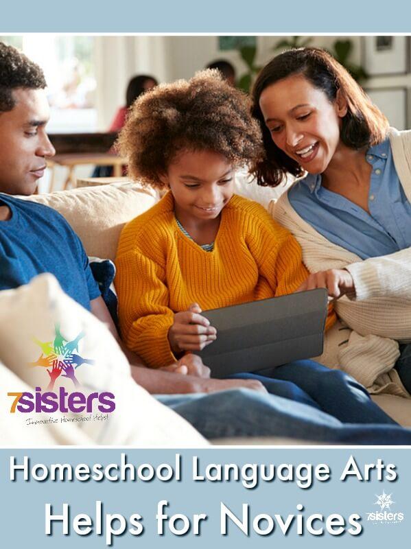 homeschool language arts helps