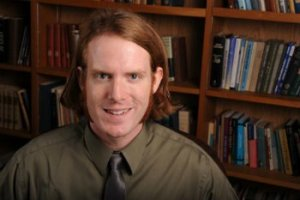Dr. Micah Tillman, Professor of Philosophy