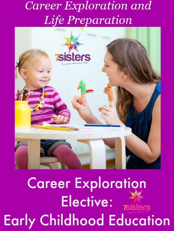 Career Exploration Elective: Early Childhood Education