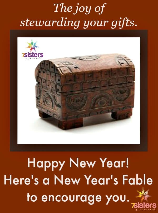 A New Year's Fable About God's Gifts