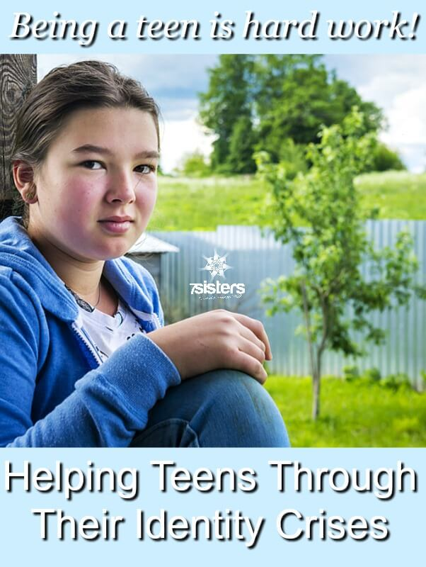 How to Help Homeschool Teens in Identity Crisis