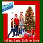 Homeschool Highschool Podcast Ep 38 Holiday Social Skills