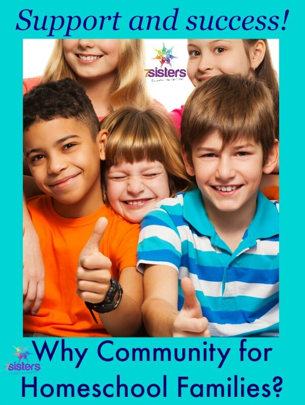 Why Community for Homeschool Families