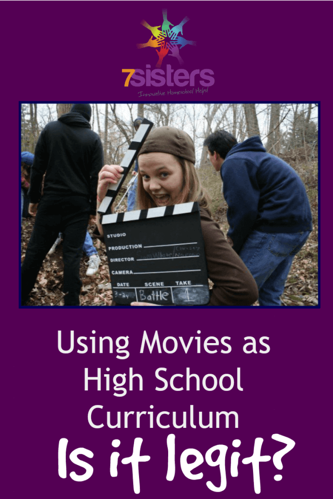 Using Movies as High School Curriculum - Is It Legit?
