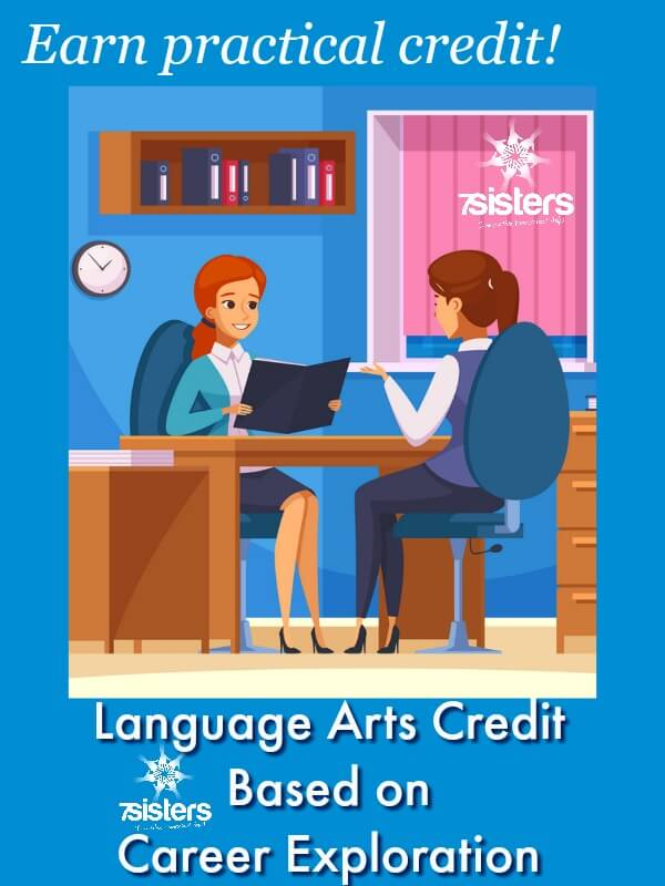 Earn a Practical Language Arts Credit Based on Career Exploration