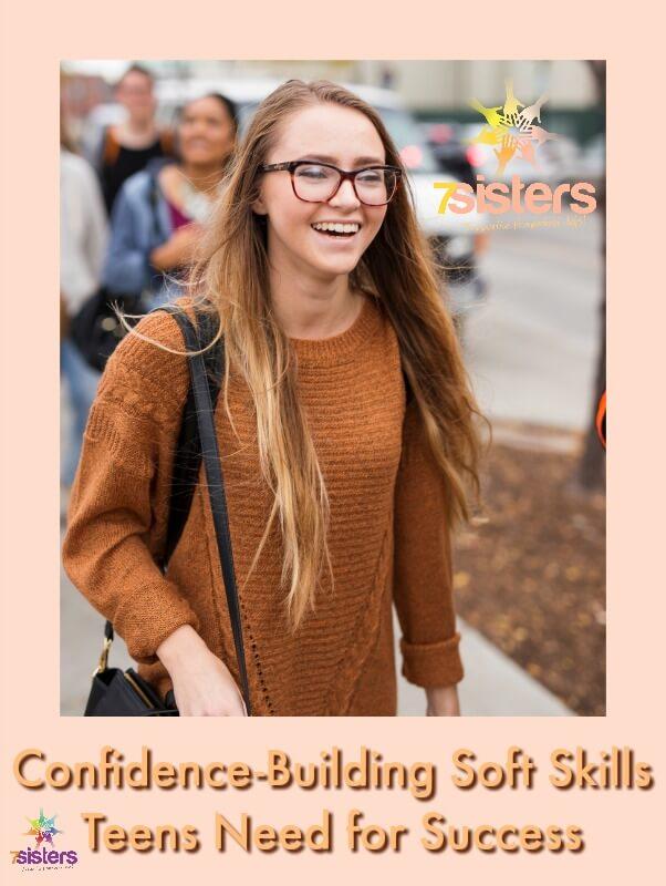 10 Top Confidence Building Soft Skills Teens Need for Success homeschool high school