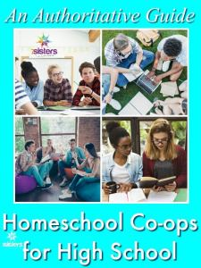 An Authoritative Guide to Homeschool Co-ops for High School. Here's everything you need to know to get started with homeschool high school co-ops and enjoy the process!