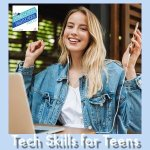 HSHSP Ep 182: Tech Skills for Teens, Interview with Meryl van der Merwe Our friend, Merve of Homeschooling with Technology podcast, joins us to talk about practical life-skills kinds of technology that all homeschool high schoolers need for success in life after graduation.