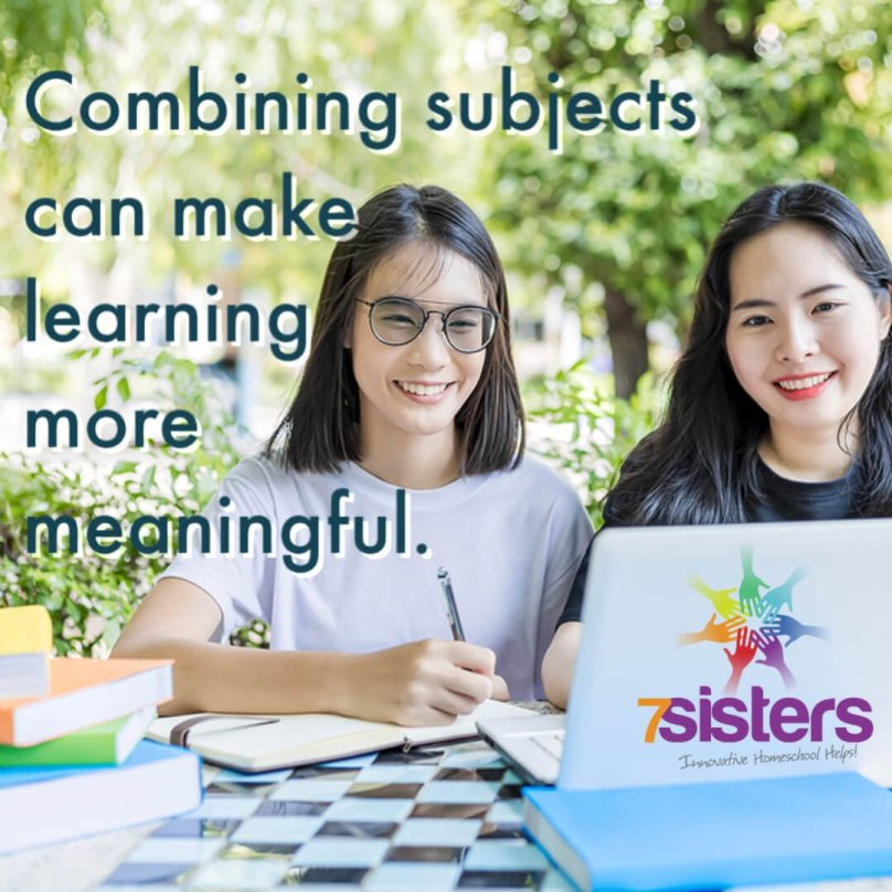 Combining subjects can make learning more meaningful.