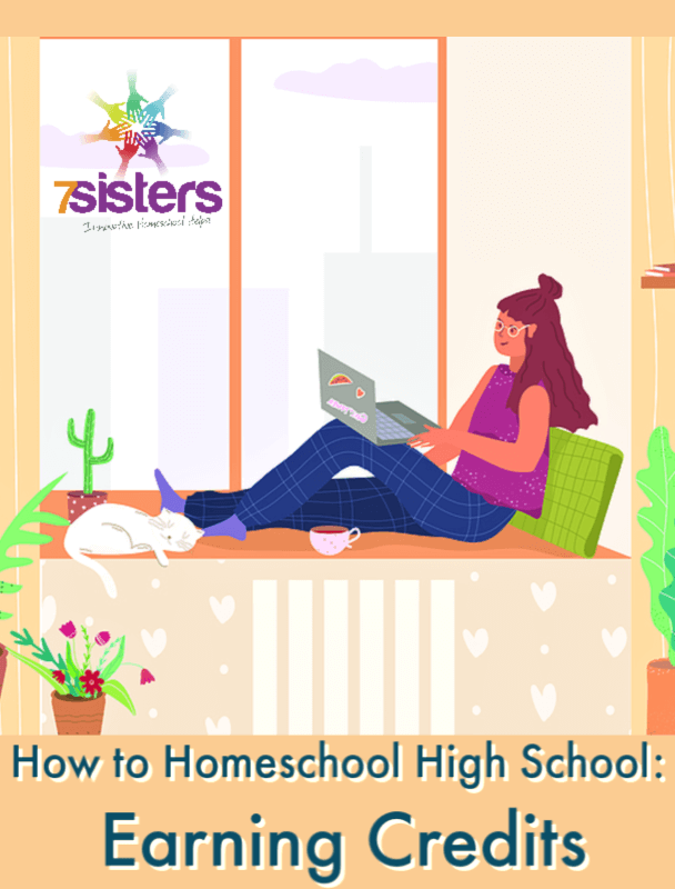 How to Homeschool High School: Earning Credits